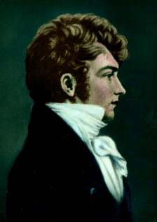 Colonel George Nicholas As a Young Man (Circa 1774)