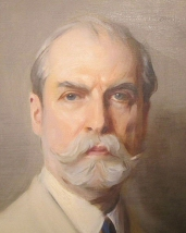 Charles Evans Hughes, Born of a Welsh Father, Almost Beat Wilson in 1916.