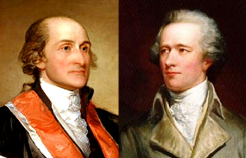 John Jay vs. Alexander Hamilton -- Were They At Odds on Presidential Qualifications?