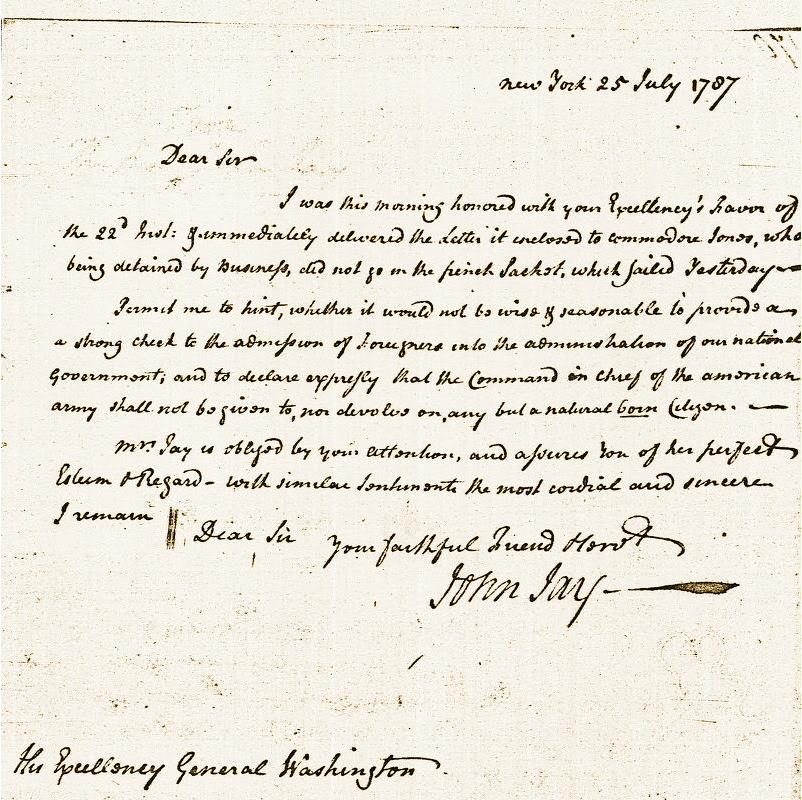 John Jay Alexander Hamilton and the Mystery of the