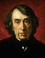 Chief Justice Roger Taney, Whose Opinion in the Dred Scott Case Was Dismissed by Bates