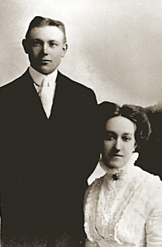 Jean Hayward Married the Love of Her Life, Henry Wessman, in Salt Lake City in 1908 -- and Was Stripped of Her Native-Born, Natural-Born US Citizenship Because He Was a Swede.